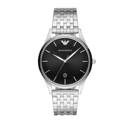 Emporio Armani  Uhren - Men Adriano Watch - in silver - für Damen