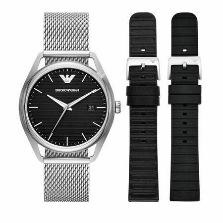 Emporio Armani  Uhren - Men's Three-Hand Date Stainless Steel Watch AR8005 - in multi - für Damen