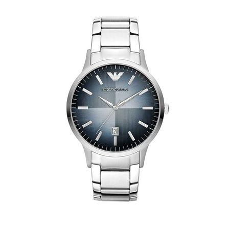 Emporio Armani  Uhren - Watch Dress AR11182 - in silver - für Damen