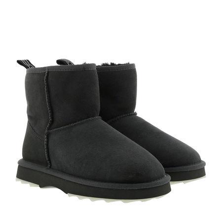 Emu  Australia Boots & Stiefeletten - Sharky Mini - in grau - für Damen schwarz
