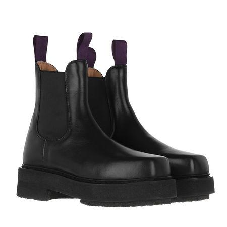 Eytys  Boots  -  Ortega Leather Black  - in schwarz  -  Boots für Damen schwarz