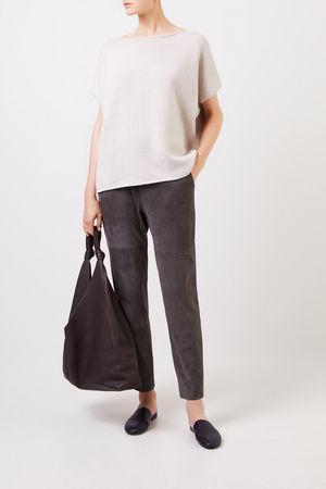 Fabiana Filippi  - Cashmere-Pullover Beige 100% Cashmere Made in Italy