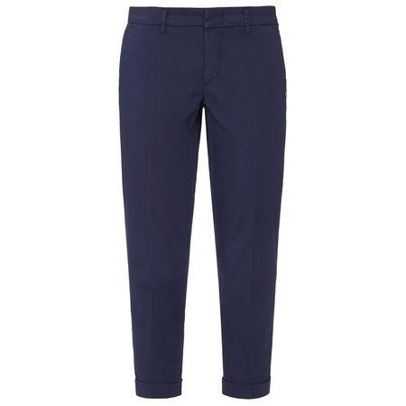 Fay  - Capri-Hose blau grau