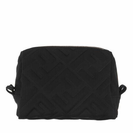 Fendi  Kosmetiktaschen - Small Beauty Pouch - in schwarz - für Damen