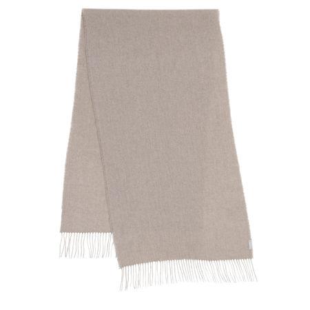 Fraas  Accessoire  -  Cashmere Scarf Mid Taupe  - in beige  -  Accessoire für Damen braun
