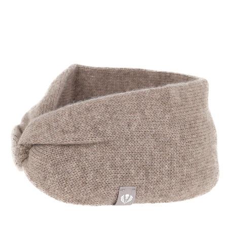 Fraas  Caps  -  Cashmere Hat Taupe  - in grau  -  Caps für Damen braun