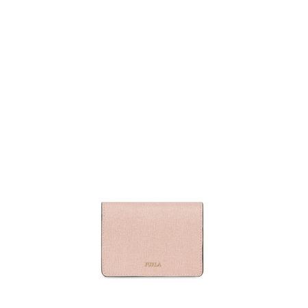 Furla  BABYLON bi-fold-portemonnaie moonstone braun