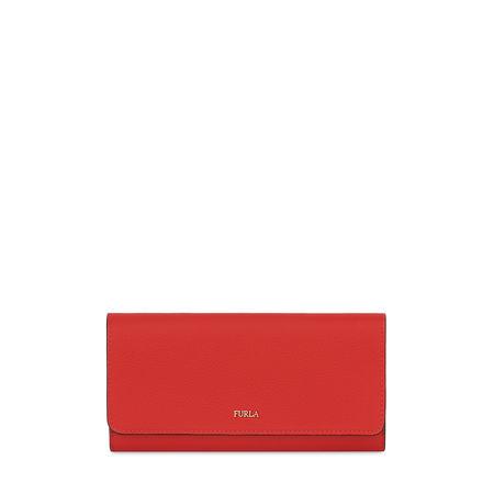 Furla  BABYLON bi-fold portemonnaie vermiglio f rot