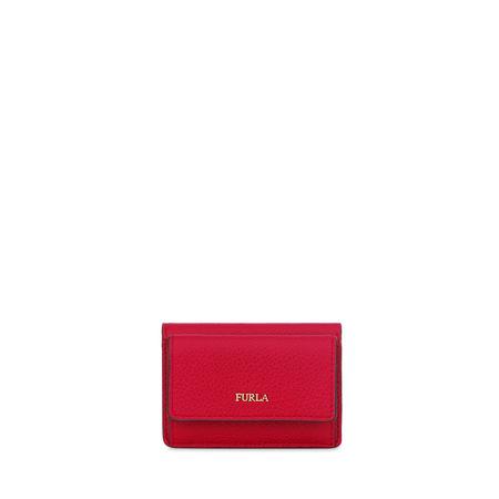 Furla  BABYLON tri-fold-portemonnaie ruby rot