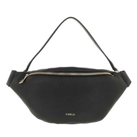 Furla  Bauchtaschen -  Net S Belt Bag - in schwarz - für Damen