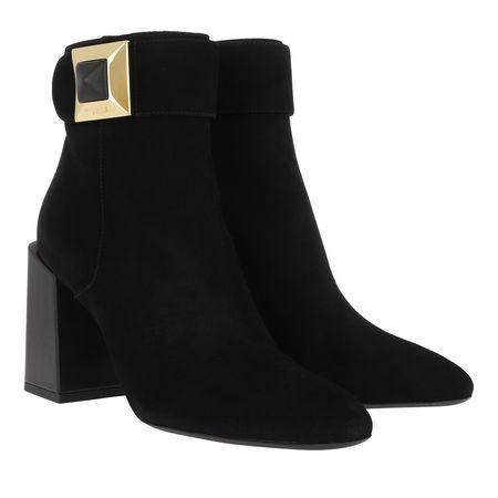 Furla  Boots  -  Diva Ankle Boot Nero  - in schwarz  -  Boots für Damen schwarz