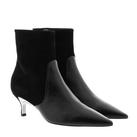 Furla  Boots  -  Eva Ankle Boot Nero  - in schwarz  -  Boots für Damen schwarz