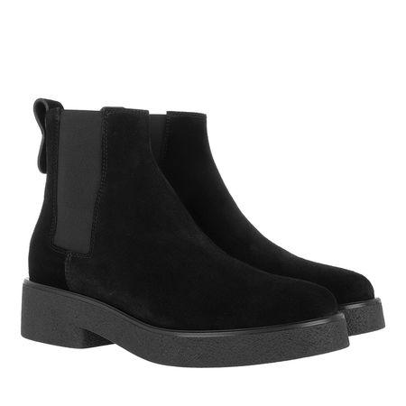 Furla  Boots  -  Greta Ankle Boot Onyx  - in schwarz  -  Boots für Damen schwarz