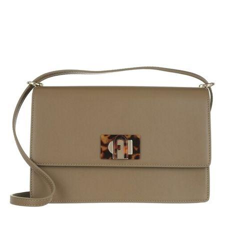 Furla  Crossbody Bags -  1927 S Crossbody 24 - in grau - für Damen