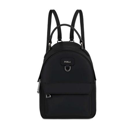 Furla  FAVOLA mini-rucksack onyx schwarz