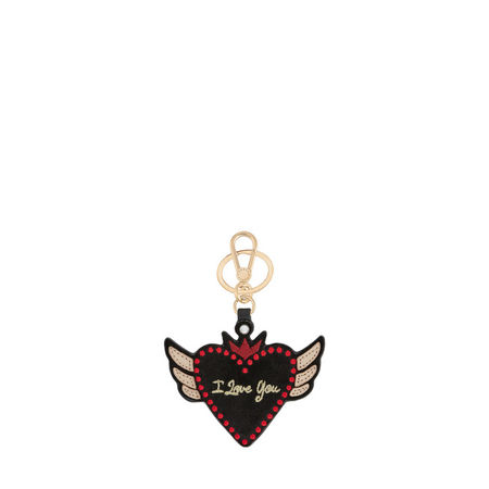 Furla  MESSAGE schlüsselanhänger toni ruby schwarz