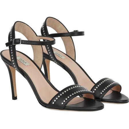 Furla  Mimi' Fortezza sandalen onyx - 35 braun