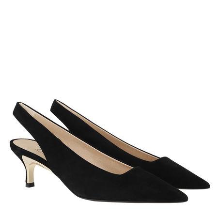 Furla  Pumps & High Heels - Code Slingback Pumps - in schwarz - für Damen schwarz