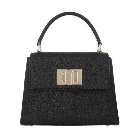 Furla  Satchel Bag - 1927 Mini Handle Bag - in schwarz - für Damen schwarz