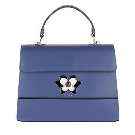 Furla  Satchel Bag  -  Mughetto M Top Handle Bag Pervinca  - in blau  -  Satchel Bag für Damen blau