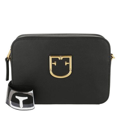 Furla  Tasche  -  Brava S Crossbody Onyx  - in schwarz  -  Tasche für Damen