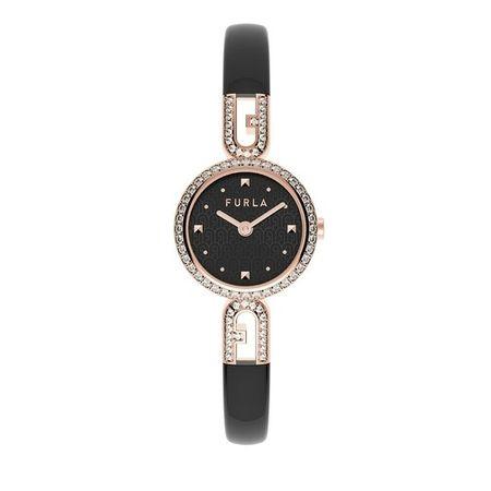 Furla  Uhr - Bangle Watch - in black - für Damen