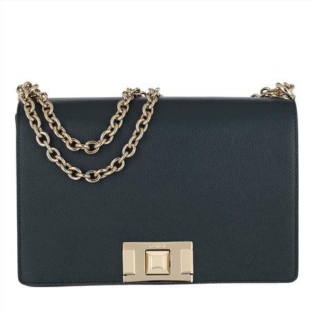 Furla  Umhängetasche  -  Mimi' S Crossbody Bag Ottanio  - in grün  -  Umhängetasche für Damen grau