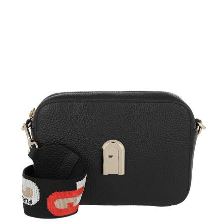 Furla  Umhängetasche  -  Sleek Mini Crossbody Nero  - in schwarz  -  Umhängetasche für Damen schwarz
