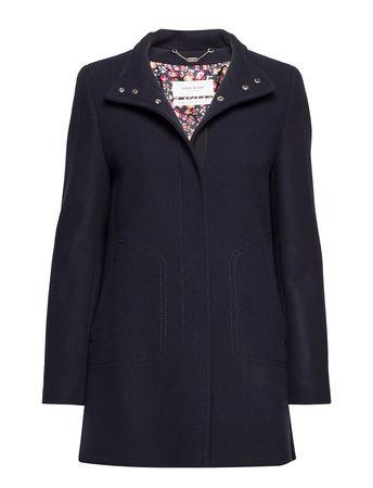 Gerry Weber Outdoorjacket Wool Wolljacke Jacke Blau  schwarz