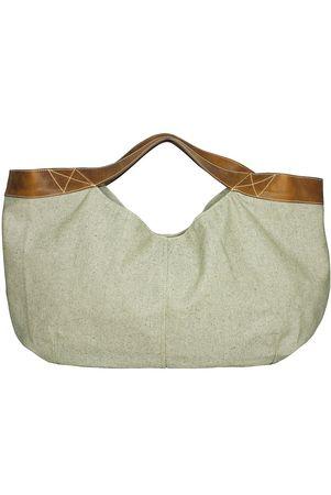 Giallow Beachbag braun