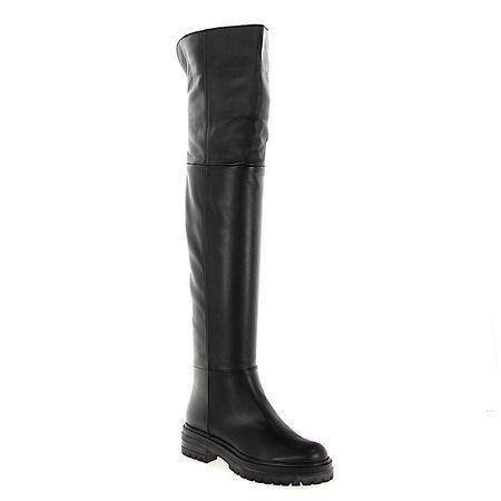 Gianvito Rossi  Stiefel G80673 Lammleder schwarz schwarz