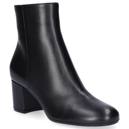 Gianvito Rossi  Stiefeletten G70510 Glattleder schwarz schwarz