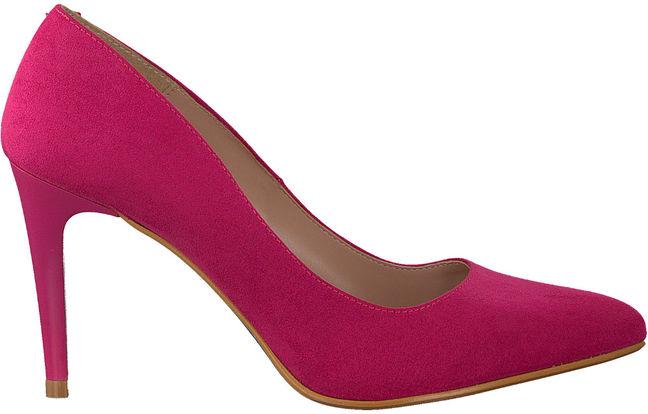 Giulia  Pumps G.8. Rosa Damen Damen Größe 36 Wildleder-Optik pink