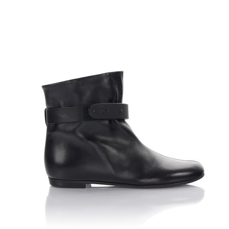 Giuseppe Zanotti  Stiefeletten  BALET BETA 05  Nappaleder schwarz schwarz