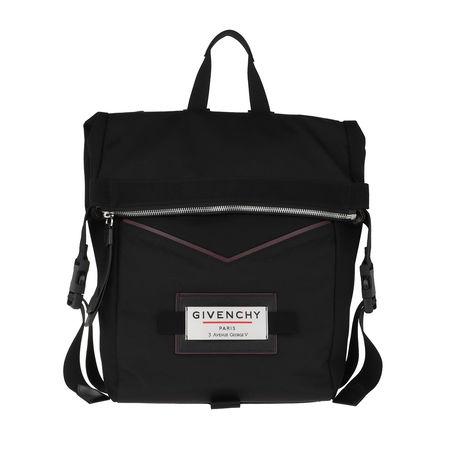 Givenchy  Rucksack  -  Downtown Backpack Leather Black  - in schwarz  -  Rucksack für Damen schwarz