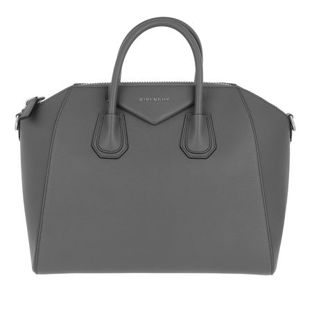 Givenchy  Tote  -  Antigona Medium Tote Storm Grey  - in grau  -  Tote für Damen grau