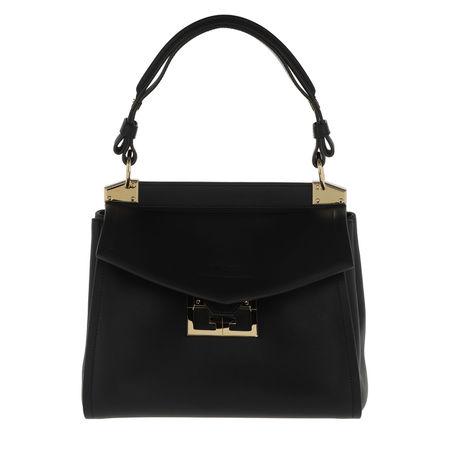 Givenchy  Tote  -  Small Mystic Bag Soft Leather Black  - in schwarz  -  Tote für Damen schwarz