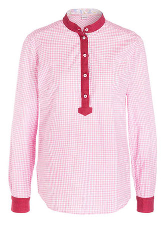 Gössl  Trachtenbluse rosa rot