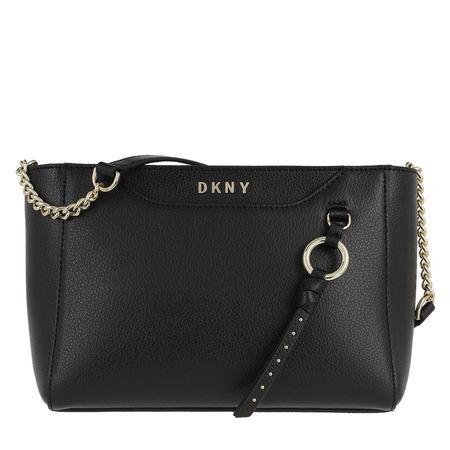 DKNY  Umhängetasche - Lola Crossbody Blk/Gold - in schwarz - für Damen