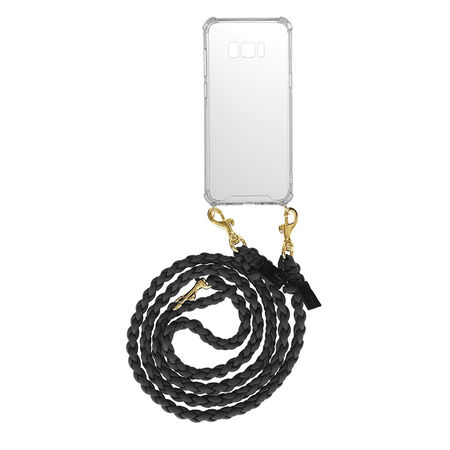 DKNY  Umhängetasche - Bryant Camera Bag Black/Gold - in schwarz - für Damen