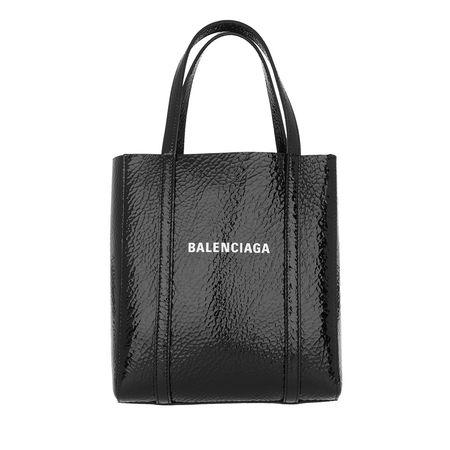 Marc Jacobs  Tote  -  The Mini Grind Bag Black/Gold  - in schwarz  -  Tote für Damen grau
