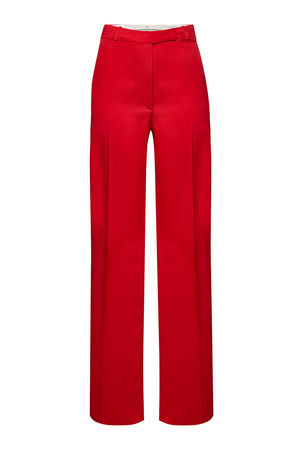 Golden Goose  Wide Leg Pants Carrie rot