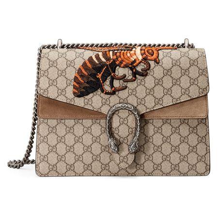 Gucci 2015 Re-Edition Dionysus Tasche