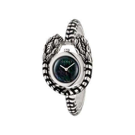 Gucci Dionysus Uhr, 23mm schwarz