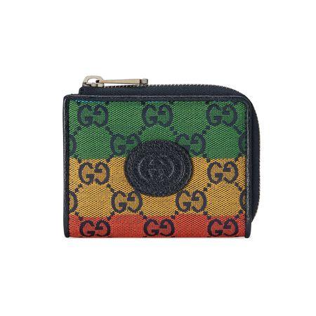 Gucci GG Multicolor Mini-Brieftasche
