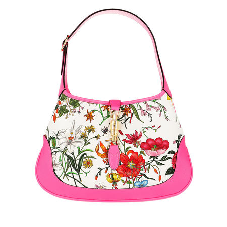 Gucci  Hobo Bag - Jackie Hobo Bag Medium - in bunt - für Damen braun