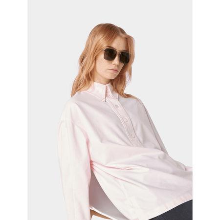 Gucci Klassische Unisex Sonnenbrille grau