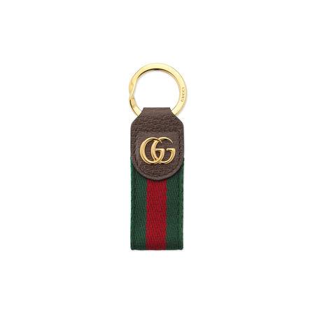 Gucci Ophidia Schlüsselanhänger gruen