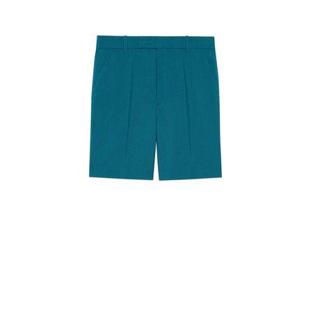 Gucci Shorts aus Mohairwolle