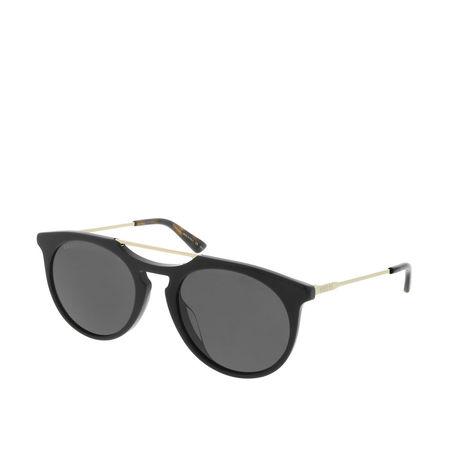 Gucci  Sonnenbrille - GG0320S 001 53 - in schwarz - für Damen grau